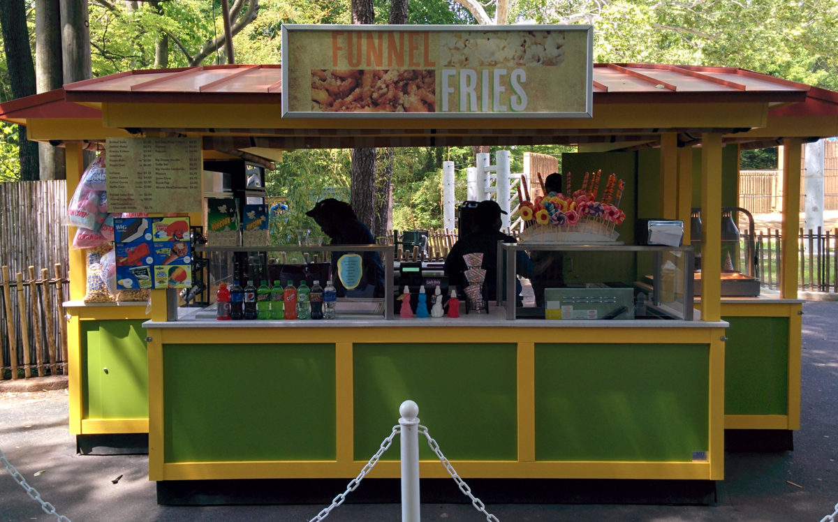 Food Carts and Kiosks