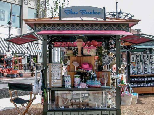 Outdoor Retail Merchandising Unit