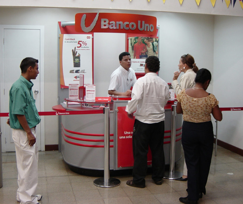 banco kiosk