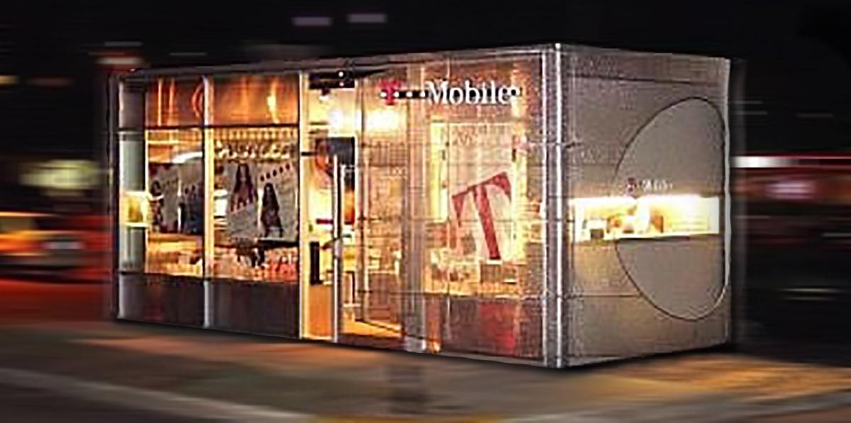 T-Mobile Shack