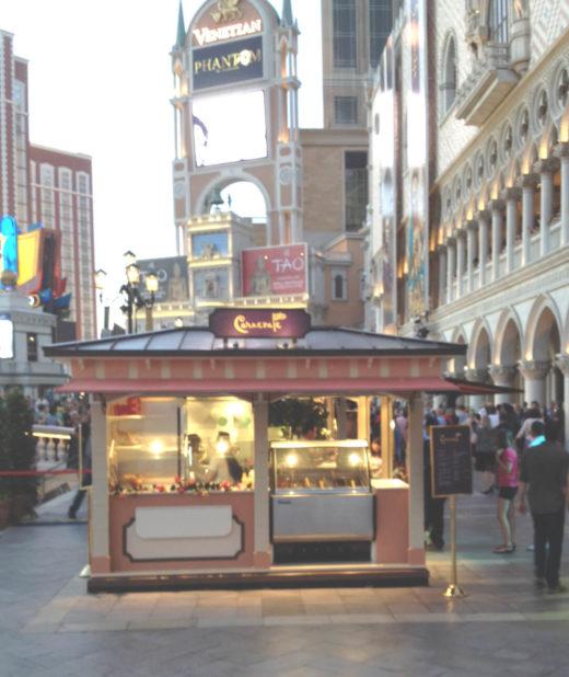 Venetian Modular Building