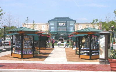 Retail Shopping Centers, Malls, Life Style Centers