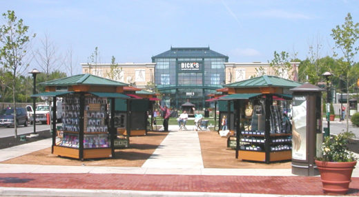 Crockerplaza Kiosk