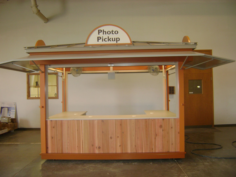 Phoenix Zoo Retail Kiosk