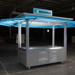 911 Memorial Retail Cart