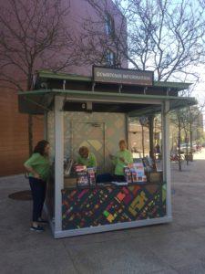 Madison, WI Kiosk