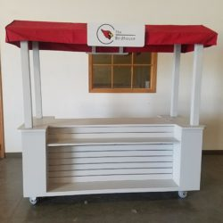 Mentor Schools Retail Cart