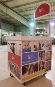 Ronald McDonald House Winston Salem Cart
